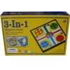 3 in 1 Magnetic Games, mainan anak